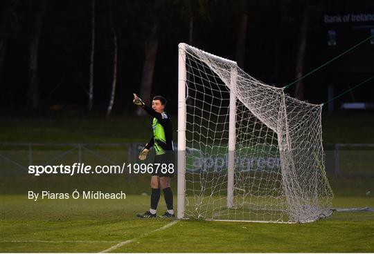 UCD v Bray Wanderers - SSE Airtricity League First Division