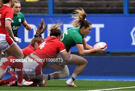 Wales v Ireland - Women's Six Nations Rugby Championship