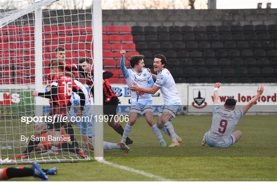 Longford Town v Drogheda United - SSE Airtricity League Premier Division