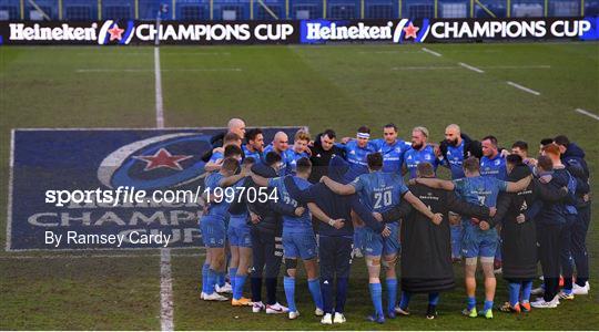 Exeter Chiefs v Leinster - Heineken Champions Cup Quarter-Final
