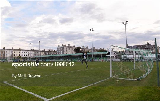 Bray Wanderers v Athlone Town - SSE Airtricity League First Division