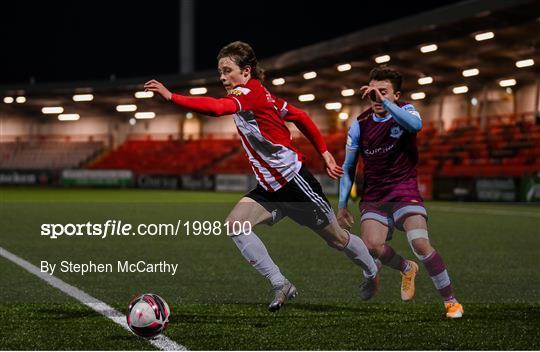 Derry City v Drogheda United - SSE Airtricity League Premier Division