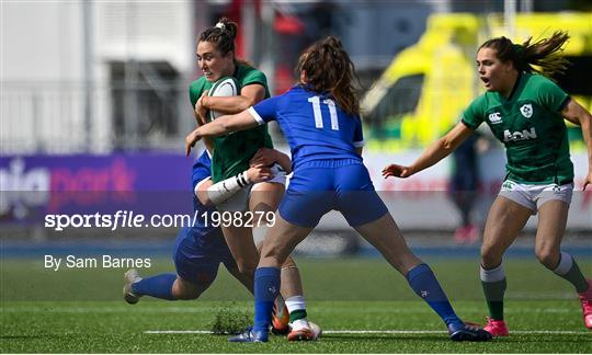 Ireland v France - Women's Six Nations Rugby Championship