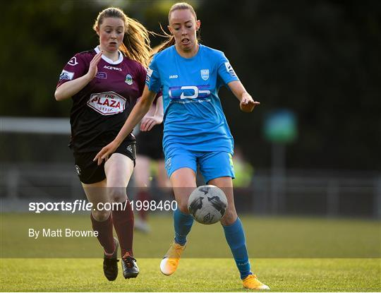 DLR Waves v Galway Women - SSE Airtricity Women's National League