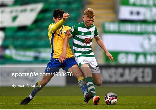Shamrock Rovers v Longford Town - SSE Airtricity League Premier Division