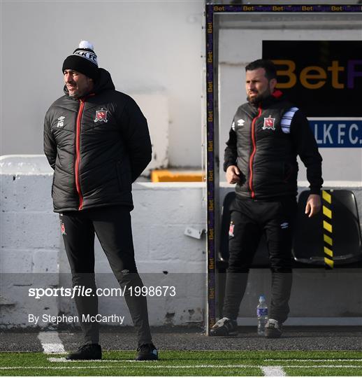 Dundalk v St Patrick's Athletic - SSE Airtricity League Premier Division