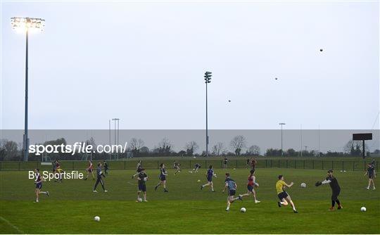 Louth Senior Football Squad Training