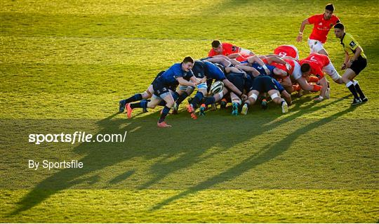 Leinster v Munster - Guinness PRO14 Rainbow Cup