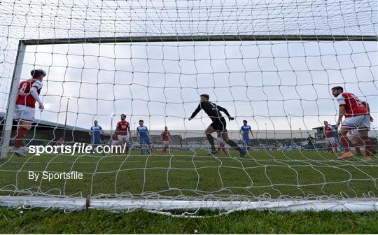 Finn Harps v St Patrick's Athletic - SSE Airtricity League Premier Division