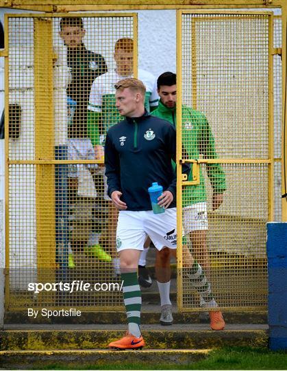 Finn Harps v Shamrock Rovers - SSE Airtricity League Premier Division
