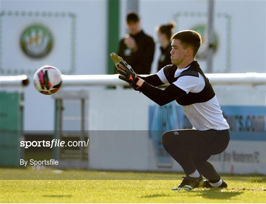 Bray Wanderers v Cork City - SSE Airtricity League First Division