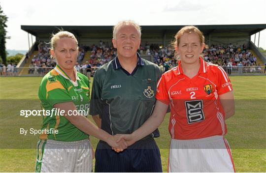 Kerry v Cork - TG4 Ladies Football Munster Senior Championship Final
