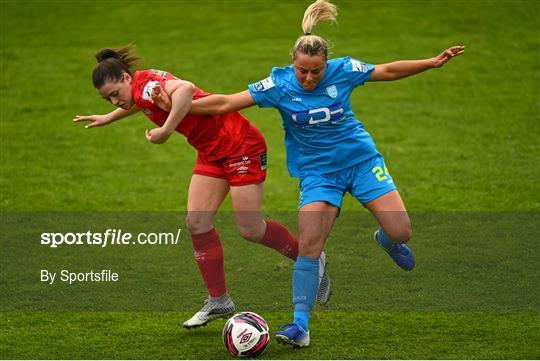 Shelbourne v DLR Waves - SSE Airtricity Women's National League