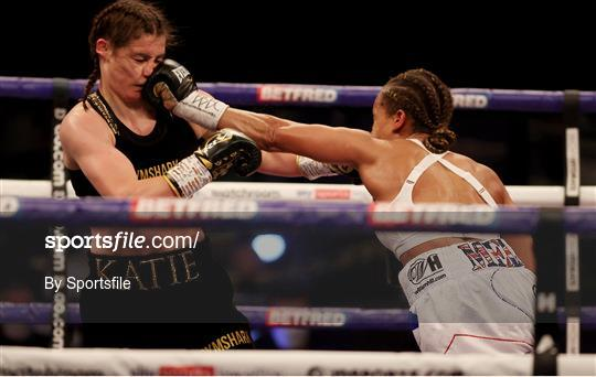 Boxing from Manchester