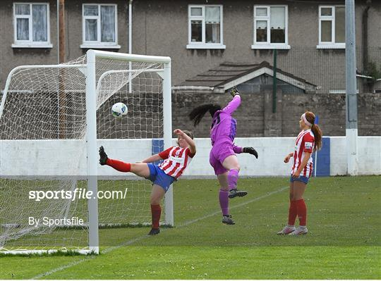 Treaty United v Peamount United - SSE Airtricity Women's National League
