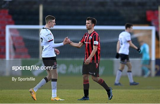 Longford Town v Dundalk - SSE Airtricity League Premier Division