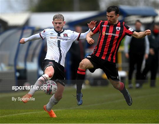 Longford Town v Dundalk - SSE Airtricity League Premier Division