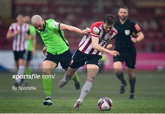Derry City v Finn Harps - SSE Airtricity League Premier Division
