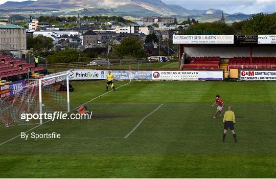 Sligo Rovers v St Patrick's Athletic - SSE Airtricity League Premier Division