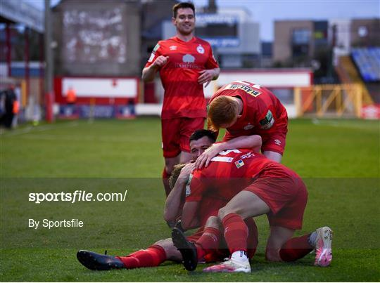 Shelbourne v Athlone Town - SSE Airtricity League First Division