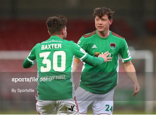 Cork City v Wexford - SSE Airtricity League First Division