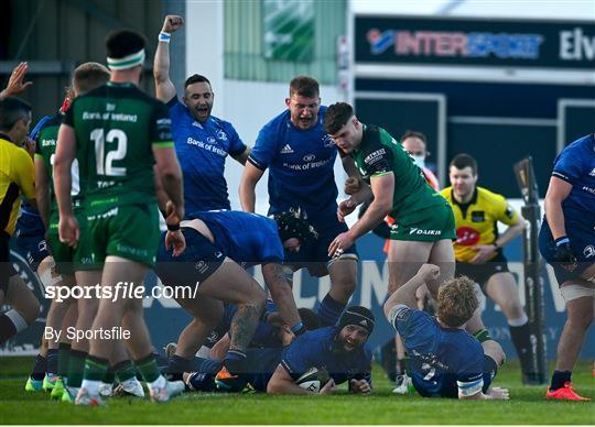 Connacht v Leinster - Guinness PRO14 Rainbow Cup