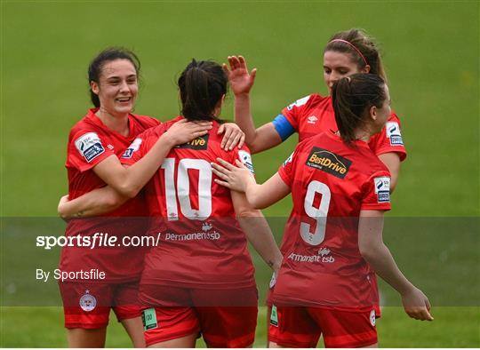 Treaty United v Shelbourne - SSE Airtricity Women's National League