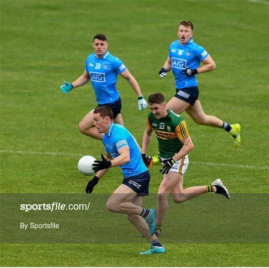 Dublin v Kerry - Allianz Football League Division 1 South Round 2