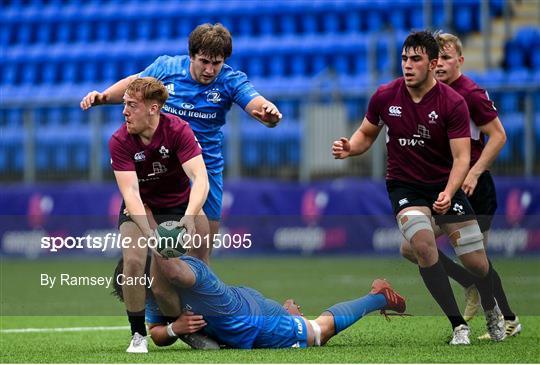 Ireland U20 v Leinster A