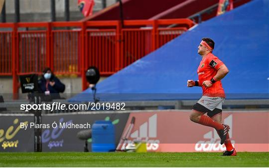 Munster v Cardiff Blues - Guinness PRO14 Rainbow Cup