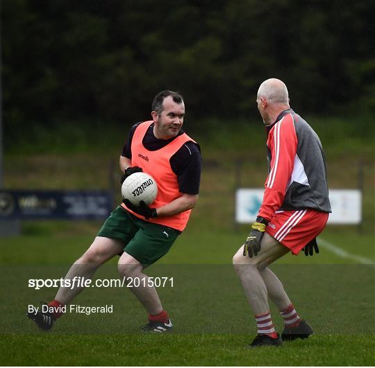 GAA for Dads & Lads Launch