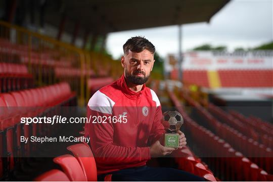 SSE Airtricity / SWI Player of the Month Award for May 2021