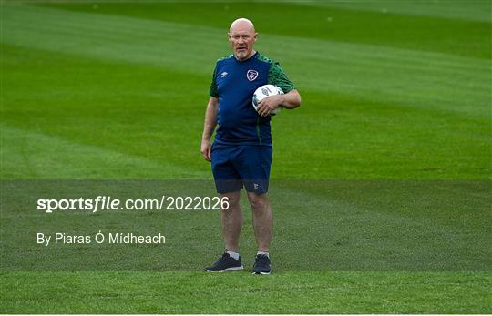 Republic of Ireland v Northern Ireland - Women's U19 International Friendly
