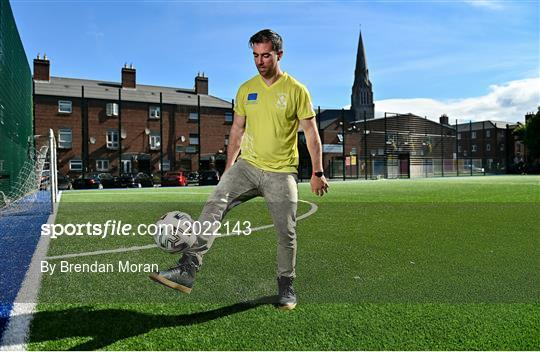 The Football for Unity Festival Launch