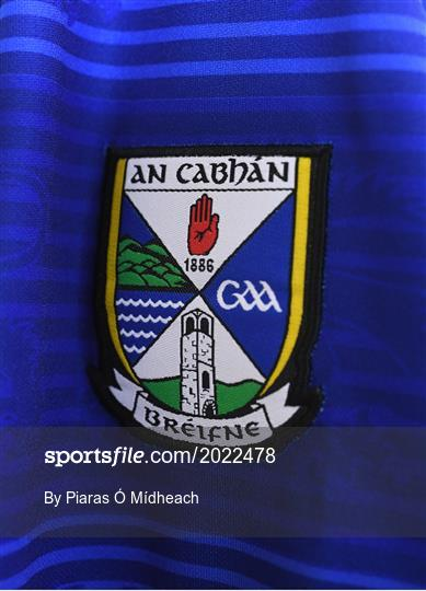 Cavan Football Squad Portraits 2021