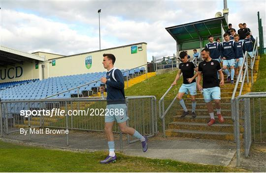 UCD v Cobh Ramblers - SSE Airtricity League First Division