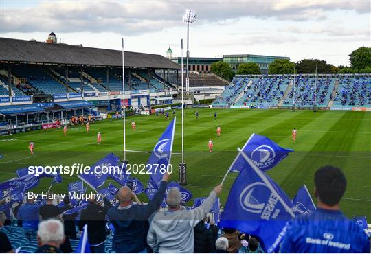 Leinster v Dragons - Guinness PRO14 Rainbow Cup
