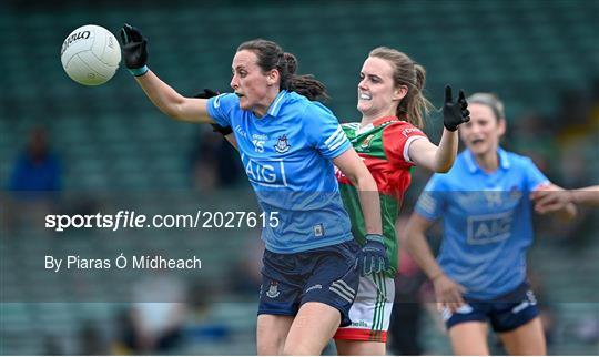 Dublin v Mayo - Lidl Ladies National Football League Division 1 Semi-Final