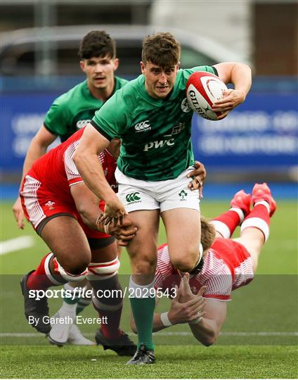 Wales v Ireland - U20 Six Nations Rugby Championship