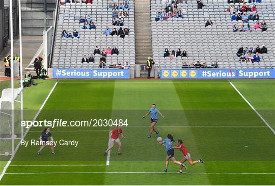 Cork v Dublin - Lidl Ladies National Football League Division 1 Final