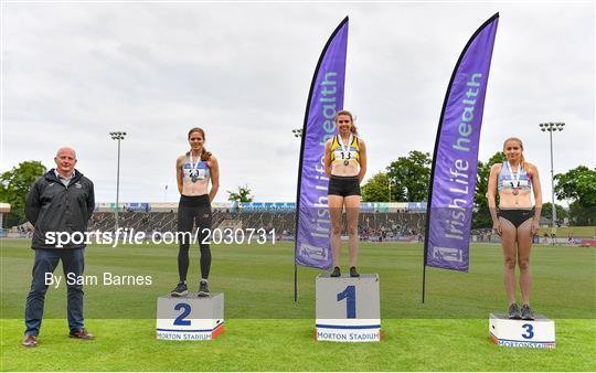 Irish Life Health National Senior Championships - Day 2