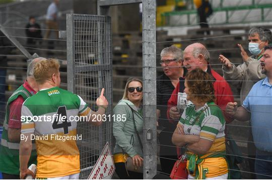 Louth v Offaly - Leinster GAA Senior Football Championship Round 1