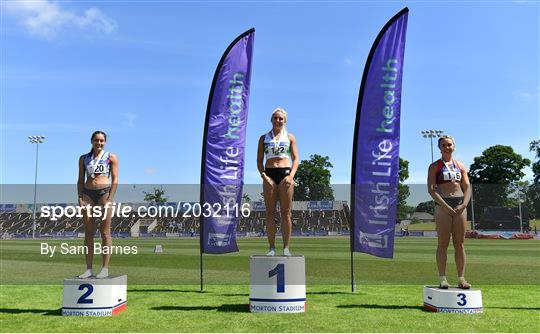 Irish Life Health National Senior Championships - Day 3