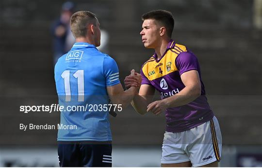 Wexford v Dublin - Leinster GAA Senior Football Championship Quarter-Final