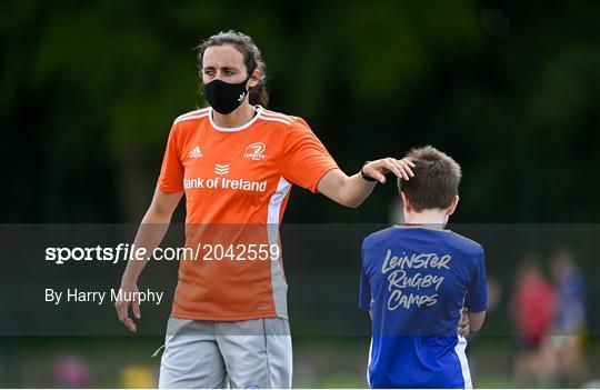 Bank of Ireland Leinster Rugby Summer Camp - Terenure College RFC