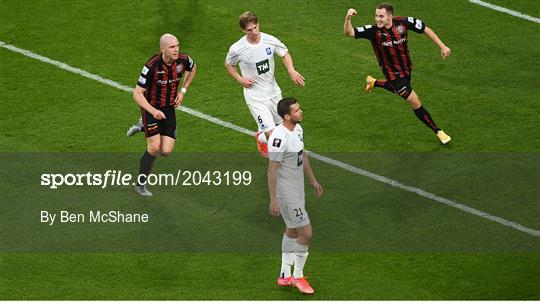Bohemians v Stjarnan - UEFA Europa Conference League First Qualifying Second Leg