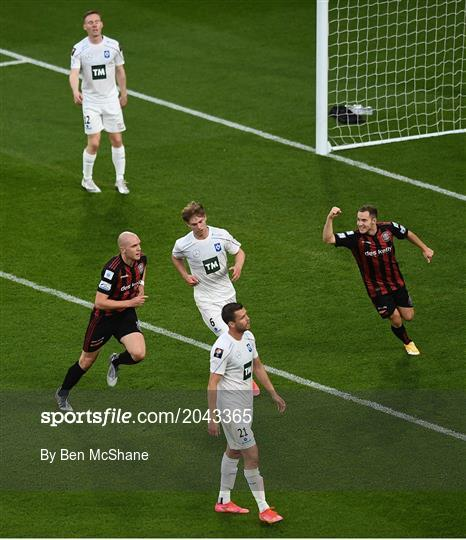 Bohemians v Stjarnan - UEFA Europa Conference League First Qualifying Round Second Leg