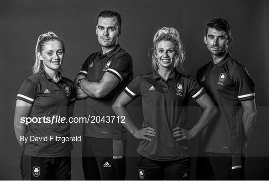 Team Ireland Alternative View Portraits ahead of Tokyo 2020