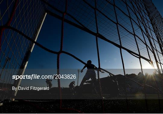 Derry City v Shamrock Rovers - SSE Airtricity League Premier Division