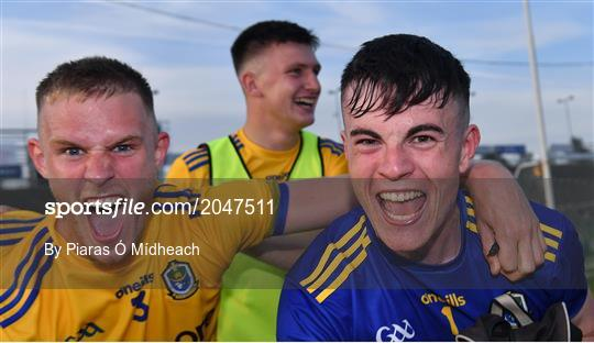Mayo v Roscommon - EirGrid Connacht GAA Football U20 Championship Final